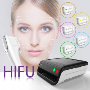 Portable HIFU Beauty Machine for Beauty Salon
