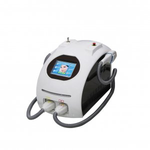 Portable SHR+ND-Yag Tattoo Removal Beauty Machine