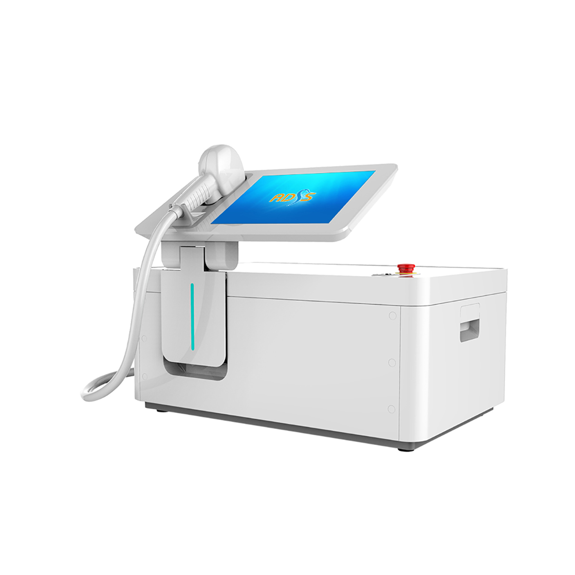 Portable Fiber Laser Hair Removal Machine Adss Laser
