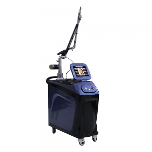 Picosecond Laser Tattoo Removal Equipment for Beauty Salon