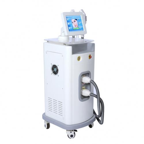 Medical Portable Shr Laser Hair Removal Machine Adss Laser