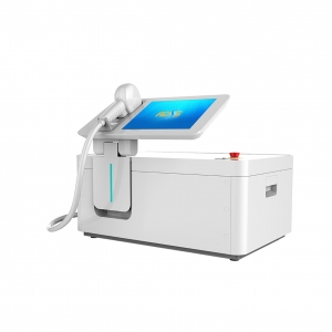 Portable Fiber Laser Hair Removal Machine for Beauty Salon