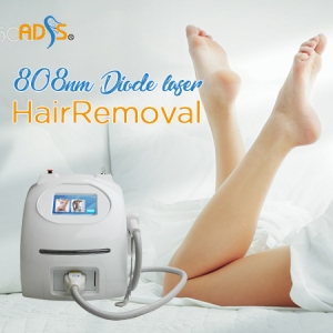 Portable 808nm Laser Hair Removal Machine for Beauty Salon Manufacturer Price